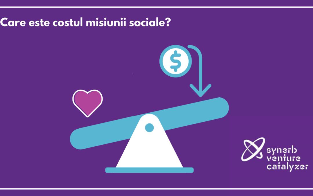 Despre costul social al misiunii (RO)
