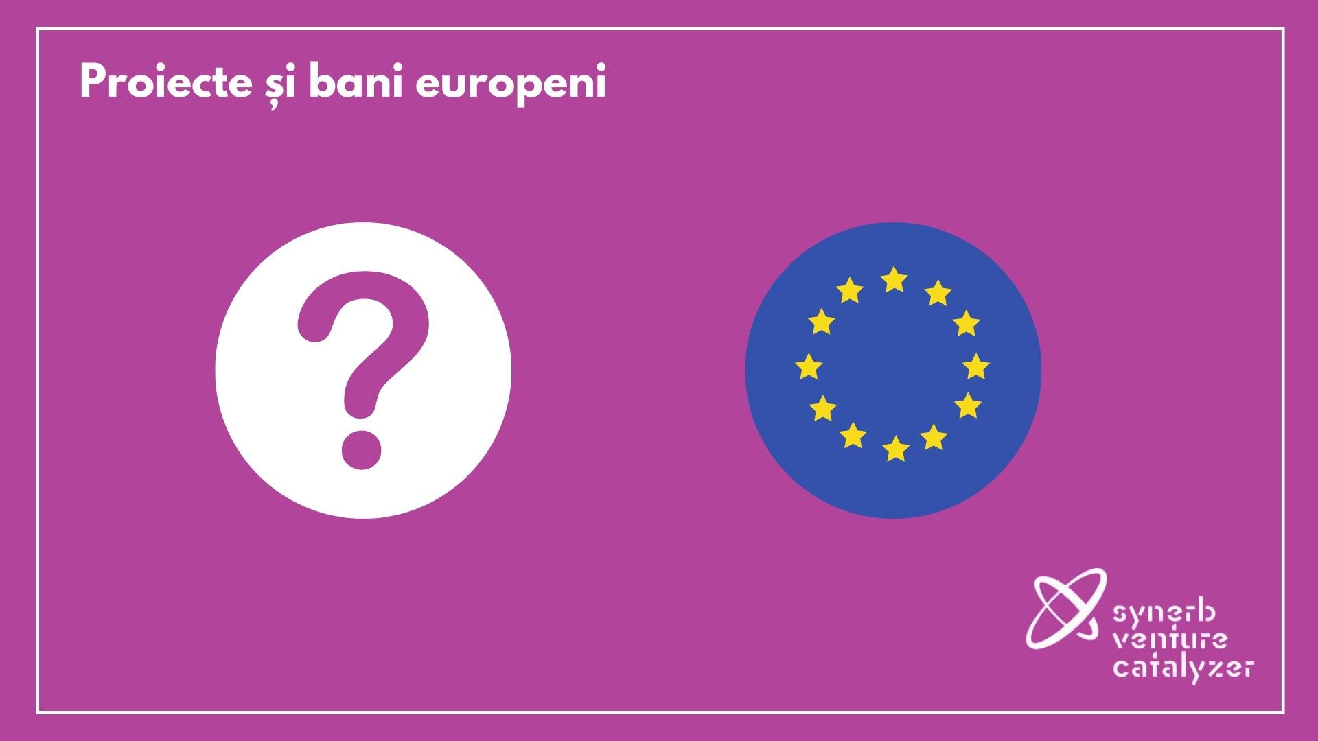 Synerb proiecte bani europeni