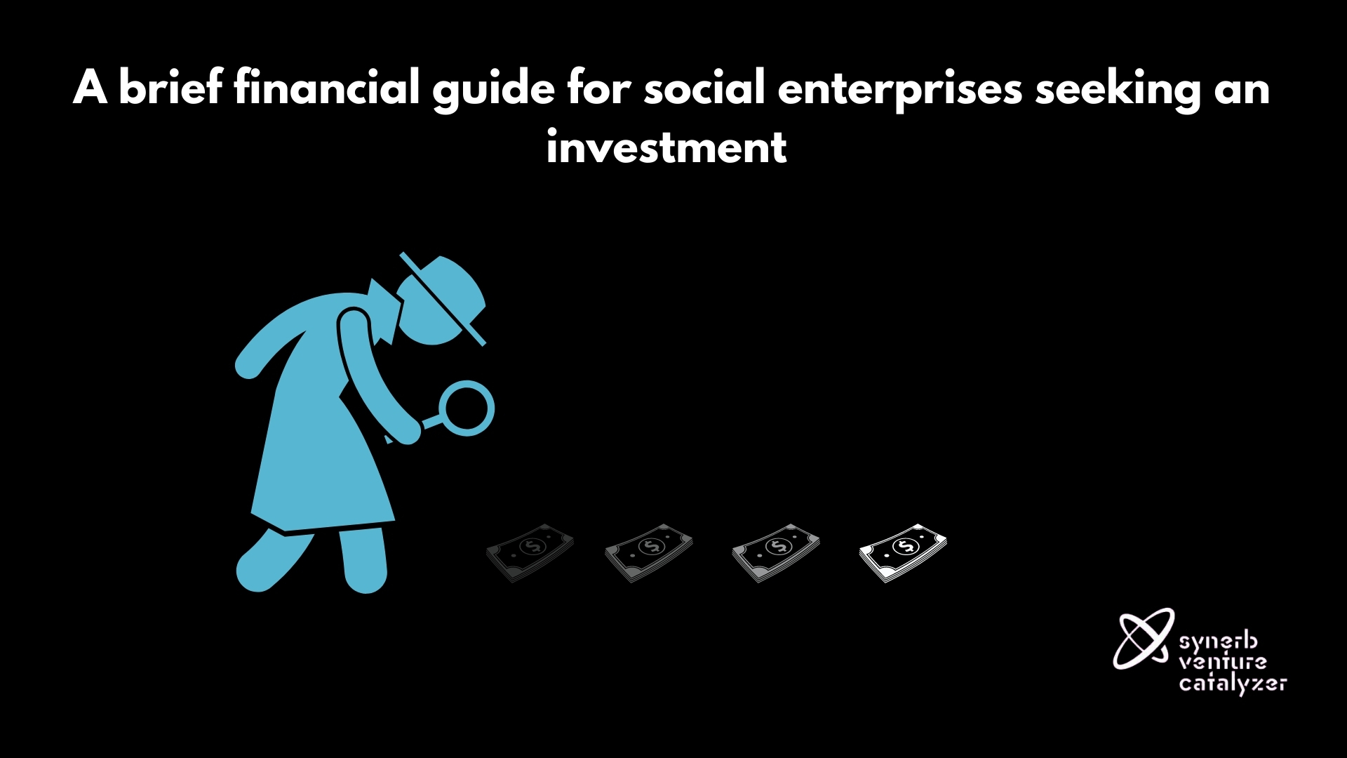 Financial guide social enterprises investment Synerb